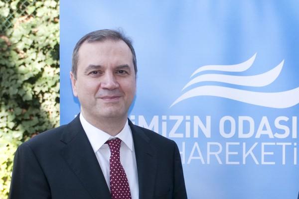 Tamer Kıran: 'Piri Reis Üniversitesi kendi ayakları üzerinde durabilmeli'