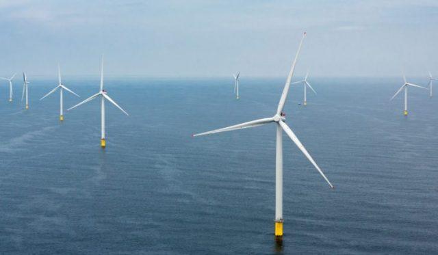 Denizüstü Rüzgâr Enerjisi