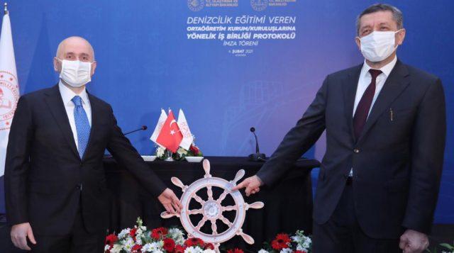 Türk denizciler