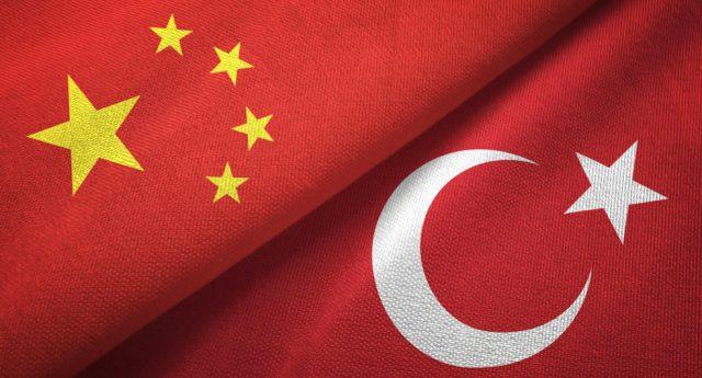Türk Çin