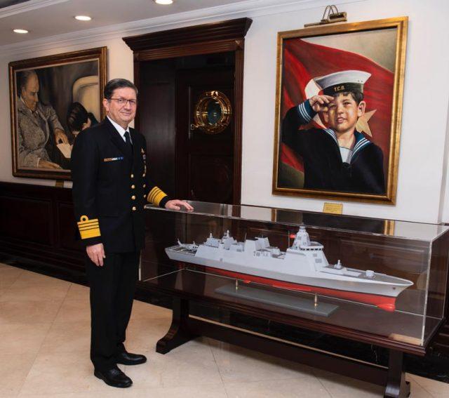 Deniz Kuvvetleri Komutanı