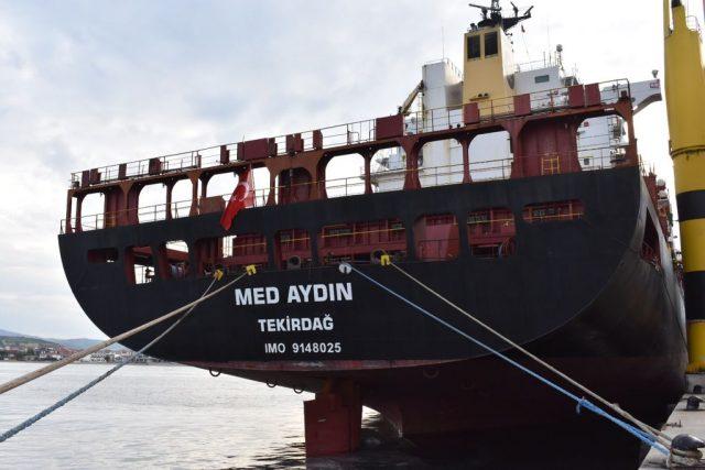 en büyük konteyner gemisi