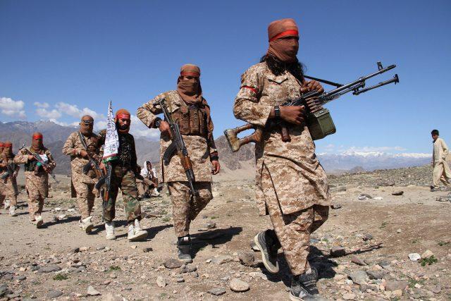 Afgan Taliban